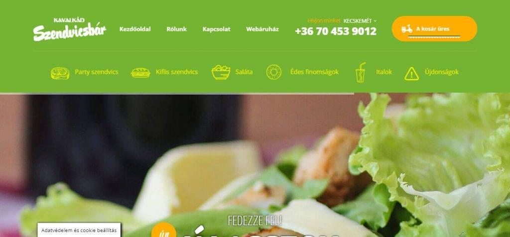 kavalkadszendvics.hu webshop